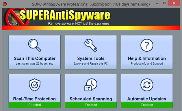 Что такое antispyware?