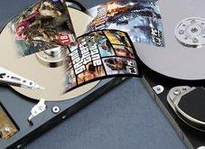Как переместить установленные игры на ПК на новый жёсткий диск.
