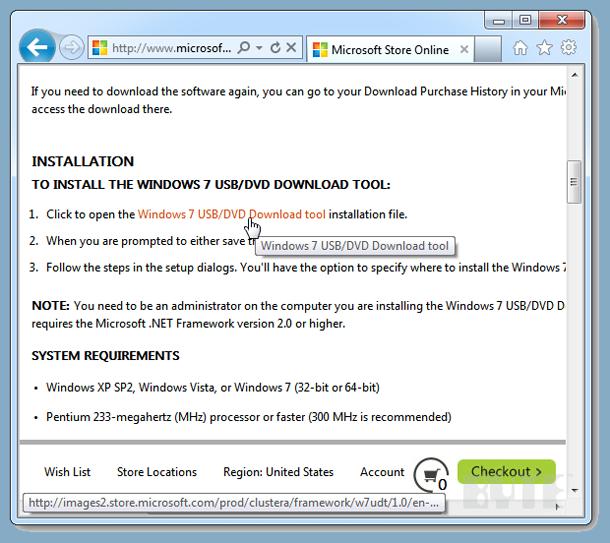 Как сделать загрузочную флешку с ОС Windows 7.