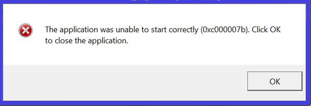 Как исправить ошибку 0xc00007b в Windows 7/ 8/ 8.1.