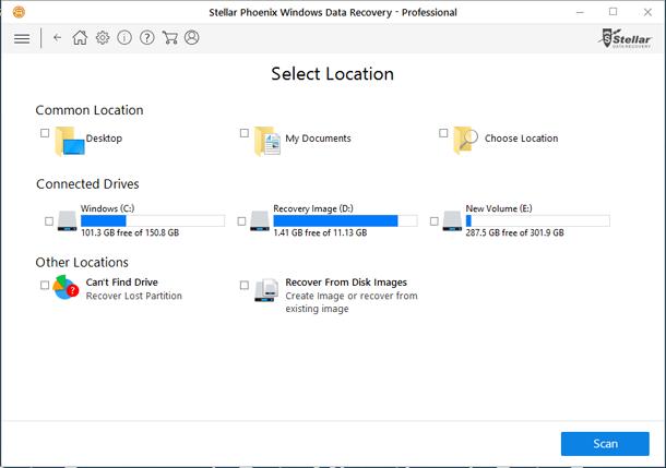Как восстановить потерянный раздел в Windows 10.