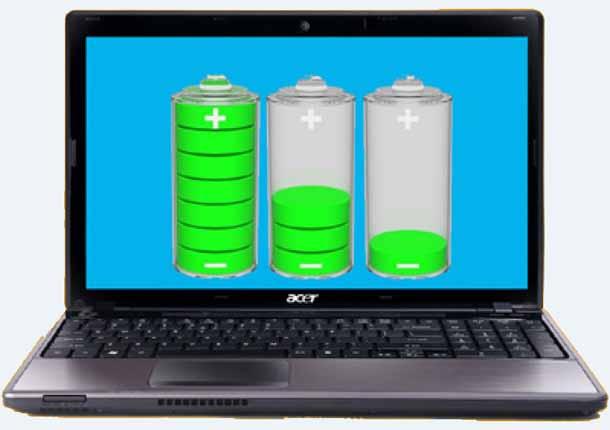 Как продлить срок службы батареи ноутбука?