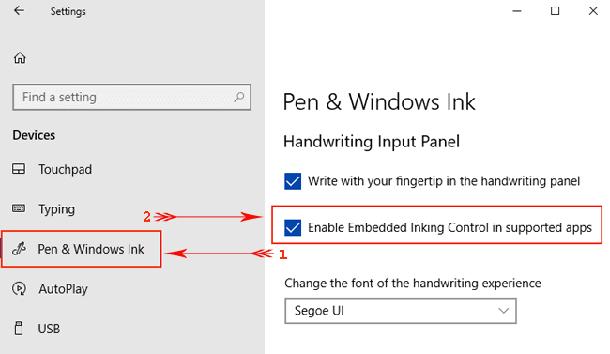 windows 10 как отключить сенсорный ввод