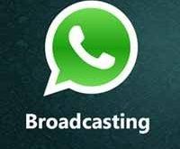 Как отправить сообщение в whatsapp на все контакты сразу.