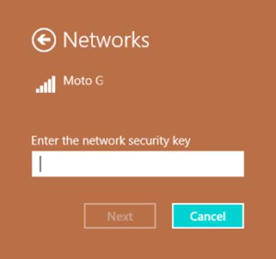 Как обновить ключ безопасности сети WiFi в ОС Windows 10.